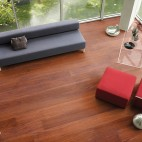 Laminado Quick Step Largo Merbau barnizo natural