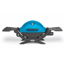 Barbacoa de gas Weber Q1200 BLUE