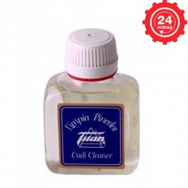 Titán limpia pinceles Codi CLEANER 100ml.