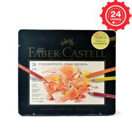 Faber-Castell 24 ecolapices acuarelables