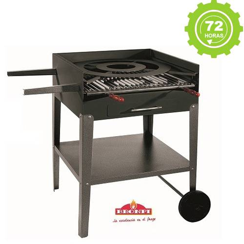 Barbacoa  de carbón Metalica BP-44 Bronpi