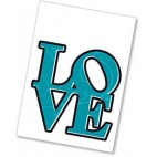 Sticker Komar Love