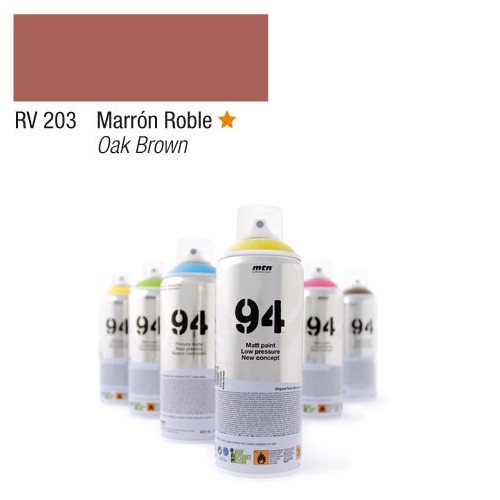 Montana colors MTN 94 RV-203 MARRON ROBLE