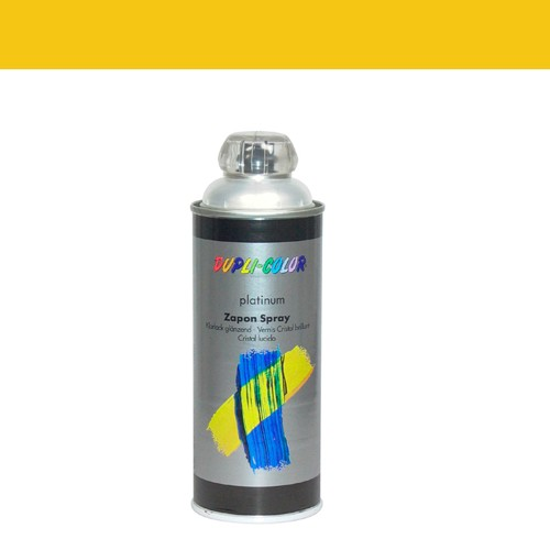 Deco-spray Platinium ral 1023 400 ml.