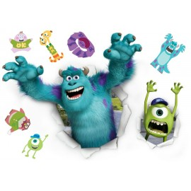 Vinilos infantiles Komar Monsters