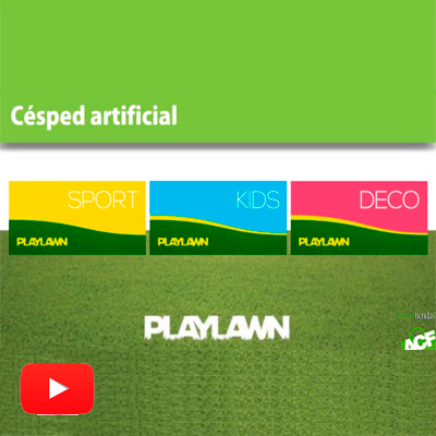 Renueva tu jardín con césped artificial Playlawn