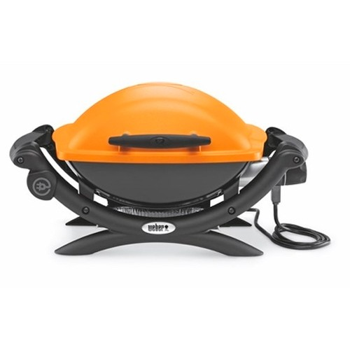 Barbacoa eléctrica Weber Q1400 ORANGE