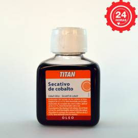 Secativo de cobalto TITAN 100 ml.