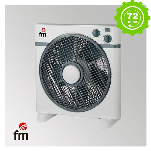 Ventilador Box Fan BF-3 fm