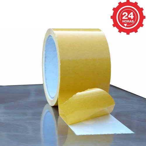 Cinta Moqueta doble cara Tape 25 mts
