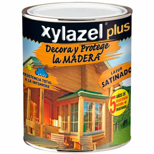 Xylazel Plus Satinado