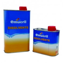 Disolvente universal  Emucril
