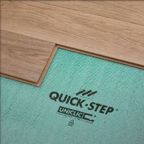 Subsuelo Quick Step Uniclic