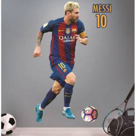 Vinilos decorativos FC Barcelona Messi