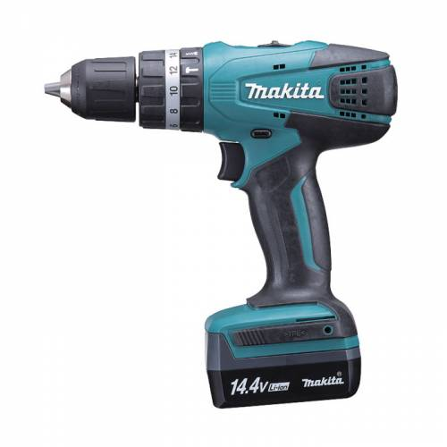 Taladro atornillador Makita 14V Litio-ion HP347DWE