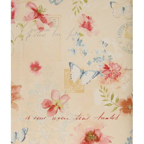 Papel pintado Garden Of Flowers 3660