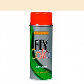 Fly ral 1013 brillo 400 ml.