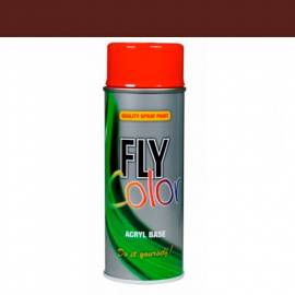 Fly ral 8016 brillo 400 ml.