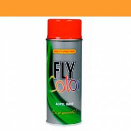 Fly ral 1028 brillo 400 ml.