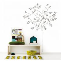 Sticker Myvinilo Bird Tree