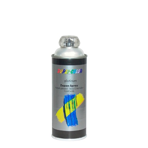 Deco-spray Platinium azul baby 400 ml.