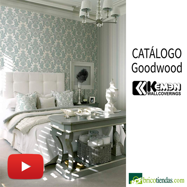 Decora tu casa con papel pintado Kemen Goodwood